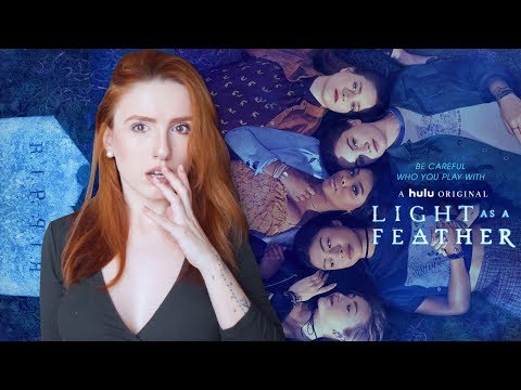 LIGHT AS A FEATHER: Onde assistir? 🎲🧙🏻‍♀️