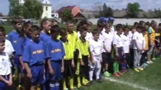 Відкриті уроки футболу в с.Богородчани, 24.05.2016