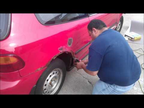 Honda civic repair
