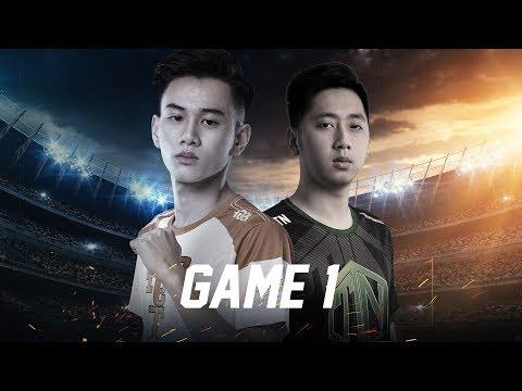 Saigon Phantom vs Team Thai Nguyen - Game 1 - ĐTDV Mùa Xuân 2018 - Garena Liên Quân Mobile - Thời lượng: 28:38.