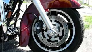 6. 2008 Harley Davidson FLHX Street Glide