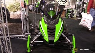 9. 2015 Arctic Cat XF 7000 - Exterior and Interior Walkaround - 2014 Toronto ATV Show