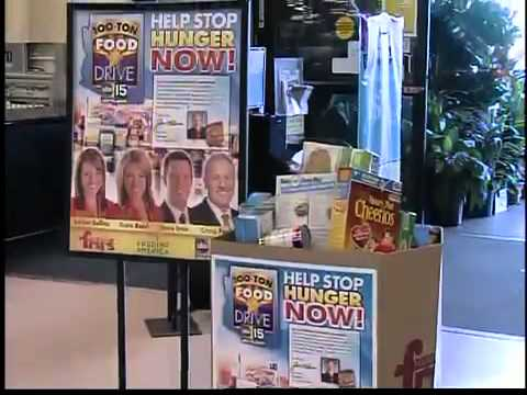 Fry's Food Stores President discusses 100-Ton Food Drive