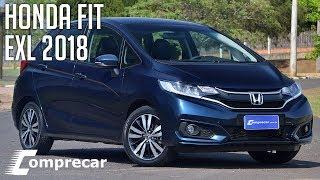 Avaliação: Honda Fit EXL 2018