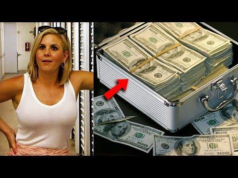 Storage Wars Brandi Scores A $1,200,000 JACKPOT!