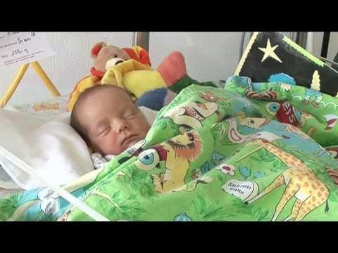 Le fabuleux destin d'un bébé prématuré