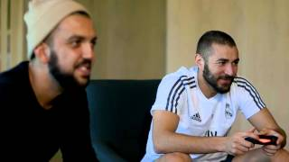 Video Madrid vs. Lyon - Partie 1 avec Jhon Rachid, Mister V et Hakim MP3, 3GP, MP4, WEBM, AVI, FLV Mei 2017