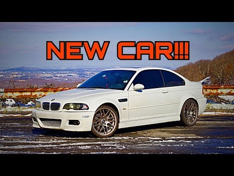We Just Bought A 2002 E46 M3 With Over 172,000 Miles On The Clock