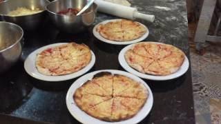Um dia de Mini Chef na Forneria Capannone