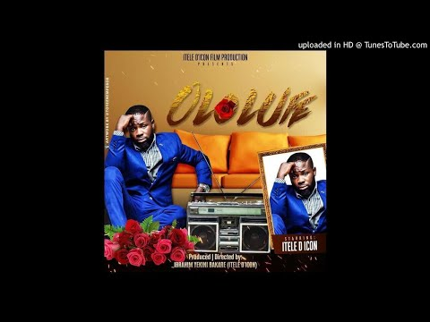 Itele D'Icon - Ololufe (OFFICIAL AUDIO)