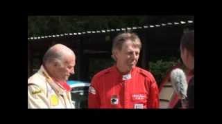 Shelsley Walsh Hillclimb with Jerry & James