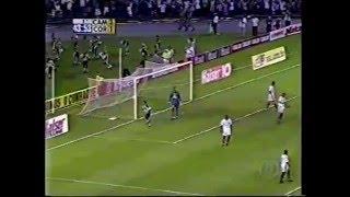 Terceiro gol na decisão do Brasileirão 99. Narração: Willy Gonser.