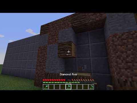 Minecraft: SimpleAutoSwitch Mod Showcase