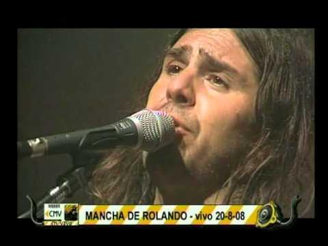 Mancha de Rolando video En la altura - CM Vivo 2008