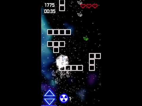 Video of GALAXYTRIS Demo