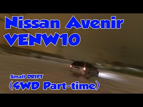 Nissan venw10 фотография