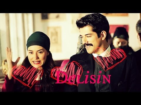 Feride&Kamran - Delisin / You're Crazy ♡ Çalıkuşu