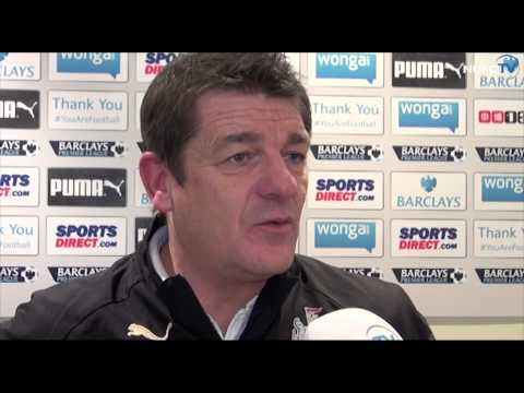 Video: Carver and Colback on Everton win