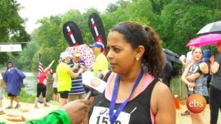 Sport America , Abebe Bikila  international peace Marathon