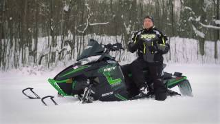 2. TEST RIDE: 2017 Arctic Cat's El Tigre 8000