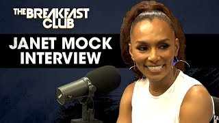 Janet Mock Discusses Her Role In The Transgender Community, Her Book 'Surpassing Certainty' & More