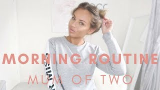 Video MORNING ROUTINE | MUM/MOM OF TWO | Lucy Jessica Carter MP3, 3GP, MP4, WEBM, AVI, FLV April 2018