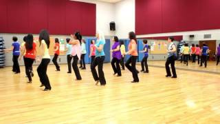 (Sweat) A La La La La Long - Line Dance (Dance & Teach in English & 中文) Video