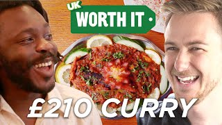 Worth It UK - Curry