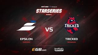 Epsilon vs Tricked, map 2 train, SL i-League StarSeries Season 3 Europe Qualifier