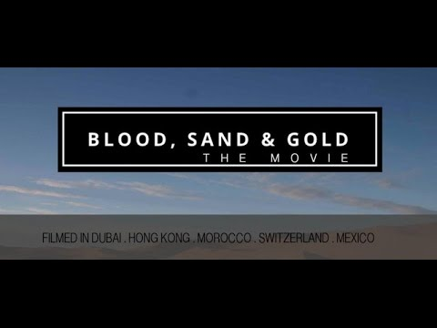EVENTOS - Blood, Sand and Gold