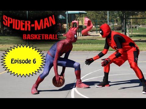 在籃球場上所向無敵的蜘蛛俠,今天遇到新的對手...最後他能不能保住一哥地位呢?