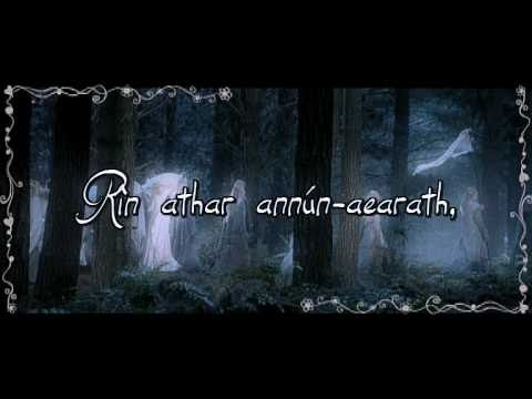 Lord of the Rings Soundtrack - The Passing of the Elves