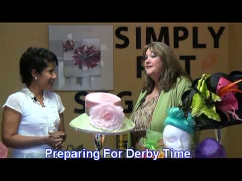Simply Put Segment – Derby Hats Part two of two
