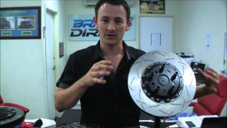Why 2 piece rotors? Benefits of 2 piece rotors