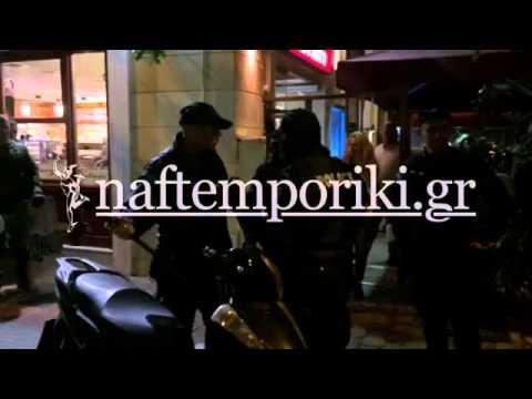 Άνδρα με ξύλινο σπαθί συνέλαβε η Ελληνική Αστυνομία