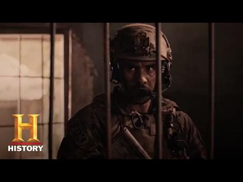 "SIX: Joe ""Bear"" Graves Finds Tracks Of Richard ""Rip"" Taggart (Season 1, Episode 5) | History"