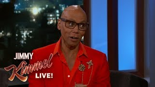 Video RuPaul on Getting into Drag & Owning a Ranch MP3, 3GP, MP4, WEBM, AVI, FLV Desember 2018