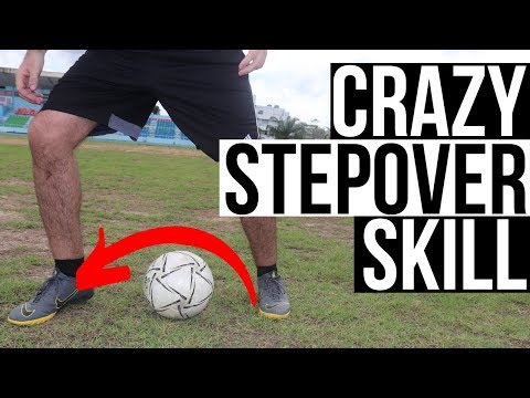 The Stepover Skill To Destroy Your Opponent - Put Them On The Ground