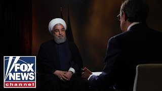 Wallace presses Iran's president on Middle East tension, relations with US