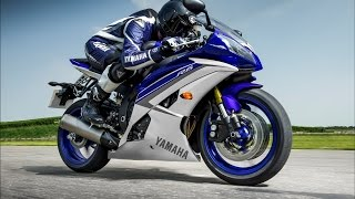 9. 2015 Yamaha YZF R6
