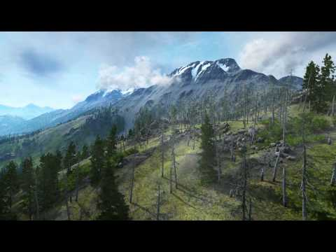 Unigine Launches All-New GPU Benchmark: Valley – Video