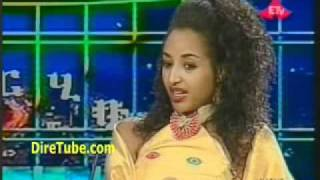 Meseret Mebrate Ethiopian Film Star Part 3 Of 8 Video By Arhibu Interview