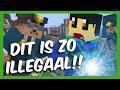 Dit Is Zo Illegaal   Minetopia  550  Minecraft Reallife Server