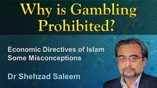 Why Is Gambling Prohibited? (Some Misconceptions)