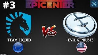 Liquid vs EG #3 (BO3) EPICENTER Major