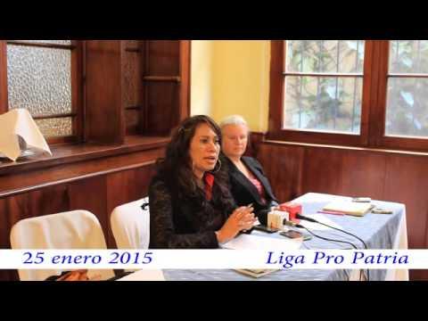 """Video. """"Conferencia sobre los sucesos del 22 de enero"""" (25 ene 2015)"""
