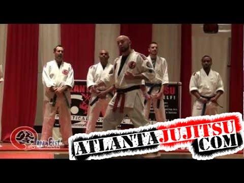 Atlanta Kyusho and Jujitsu – AKJ Demo at Japanfest 2012: Karate-Do vs Karate-Jitsu
