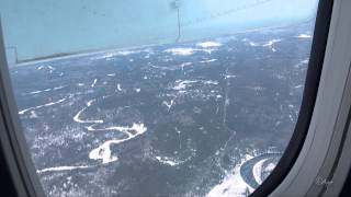 Timmins (ON) Canada  city images : Flying from Vancouver, BC to Toronto, Timmins, ON, Canada