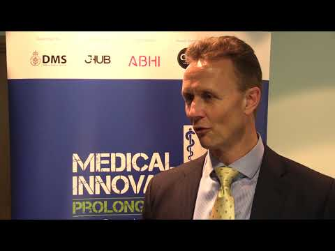 AVM Bruce Hedley explains Med Surge, jHub's open call to industry for innovative medical solutions, including COTS