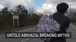 """Hromadske travels to the contact line between Georgia and its breakaway province of Abkhazia on 25th anniversary of the war between the two. """"Nothing ..."""
